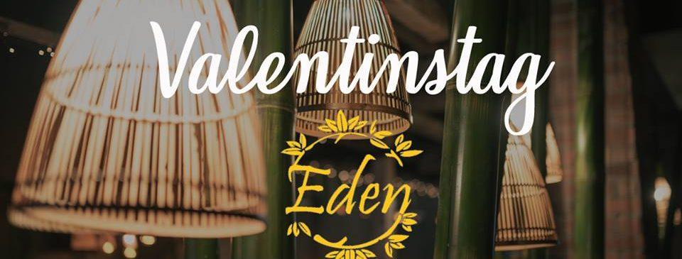 Valentinstag im Eden Restaurant